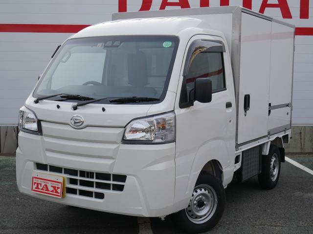 ダイハツ  カラーアルミ中温冷凍車/走行270Km/SAIIIt/オートマ/省力パック/AUTOライト