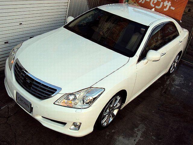 トヨタ ロイヤルサルーン 本革シート 禁煙車