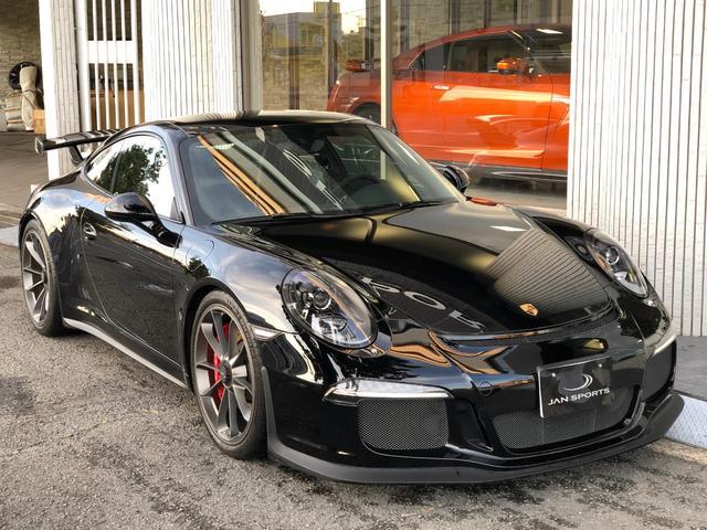 ポルシェ 911GT3 ストリート 正規D車 サーキット走行無