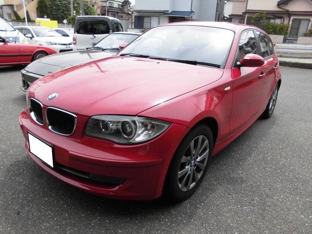 BMW 120i HID パワーシート 16AW 純正オーディオ