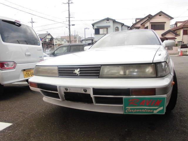 トヨタ ソアラ 3.0GT 3000cc マニュアル ドリフト  MT