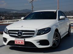M・ベンツE200AVGスポーツ レザーP 新車延長保証33年7月