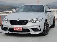 BMWM2コンペティション フルセグ 黒革シート 1オナ 禁煙車