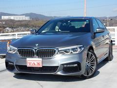 BMW530iMスポーツ 黒革シート パークアシスト 禁煙車