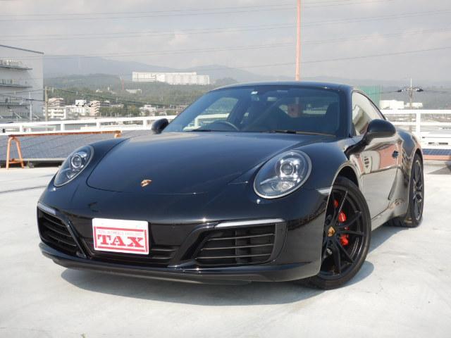 ポルシェ 911カレラ スポーツクロノ PDLS 20アルミ 1オナ
