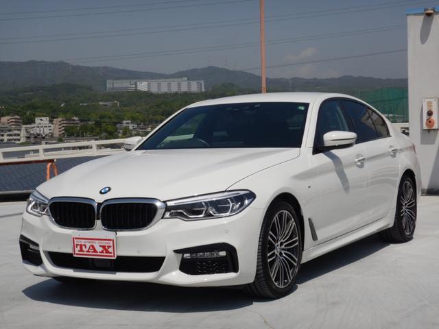 BMW 5シリーズ 530i Mスポーツ イノベーションパッケージ ヘッドアップディスプレイ 黒革シート 1オーナー 禁煙車