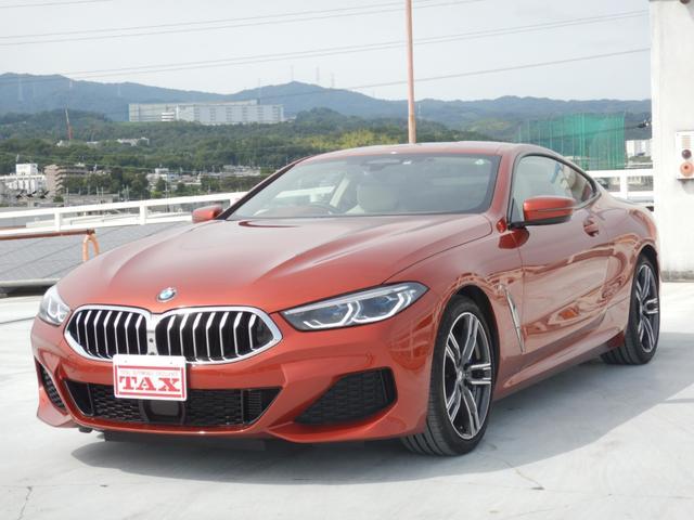 BMW 840d xDriveクーペ Mスポーツ Individuaiバイカラーフルレザーメリノインテリア アイボリーホワイトアルカンタラルーフライニング クラフテッドクリスタルフィニッシュ 1オナ 禁煙車