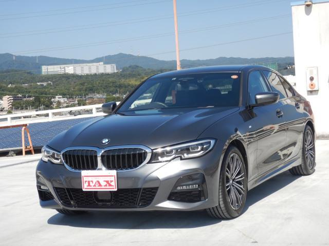 BMW 320i Mスポーツ ハイラインパッケージ コンフォートパッケージ オートマチックトランクリッドオペレーション ヘッドアップディスプレイ 純正フロアマット 1オナ 禁煙車