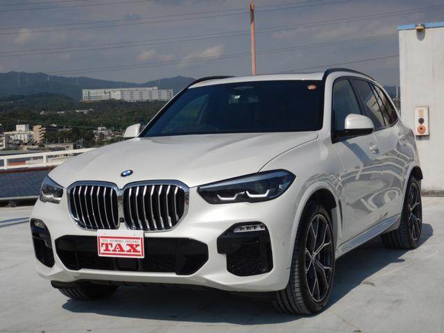 BMW xDrive 35d Mスポーツ ドライビングダイナミクスパッケージ スカイラウンジパノラマガラスサンルーフ 四輪アダプティブエアサスペンション 純正OP21インチAW 1オナ 禁煙車