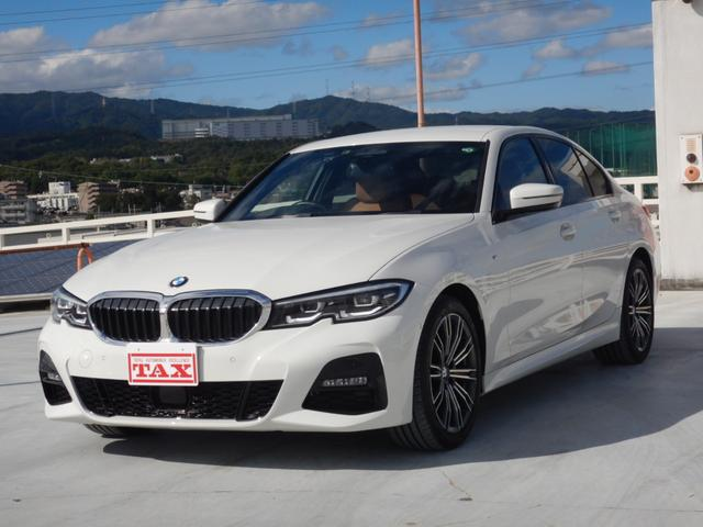 BMW 320d xDrive Mスポーツ ハイラインパッケージ コンフォートパッケージ ブラウン革シート オートマチックトランクリッドオペレーション 1オナ 禁煙車