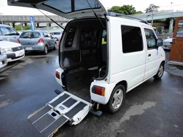 マツダ FX スローパー 車いす移動車 福祉車輛