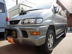 デリカスペースギアエクシード ディーゼルターボ4WD ハイルーフ 車いす移動車