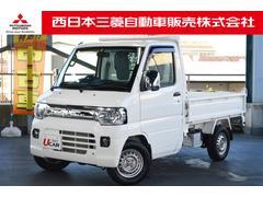 ミニキャブトラック電動低床ダンプ 切替式4WD 5速マニュアルミッション