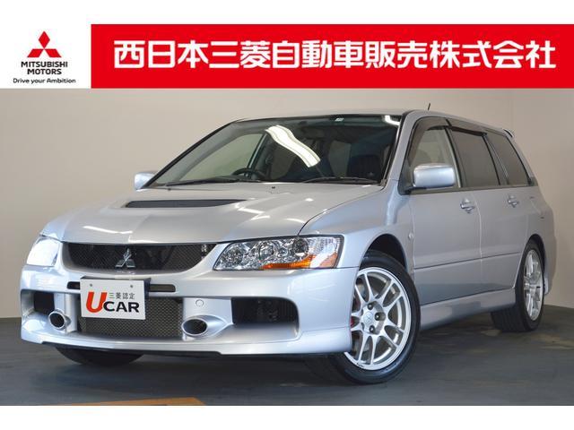 三菱 エボリューション GT-A 5速AT オーディオレス