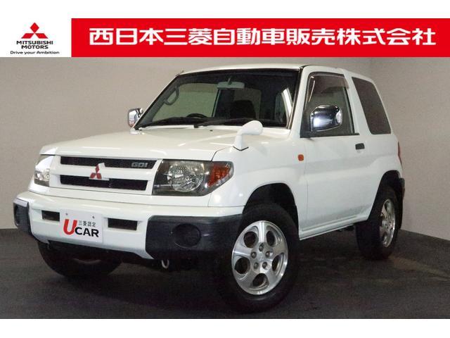 三菱 ZR 3ドア 切替式4WD 三菱認定保証