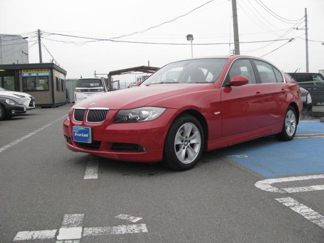 BMW 323i地デジナビ