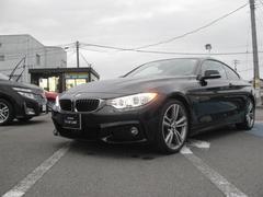 BMW420iクーペ Mスポーツ1オーナー車