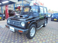 ジムニースコットリミテッド ターボ 4WD サイドガード AC PS