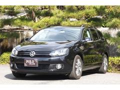 VW ゴルフヴァリアントTSI コンフォートライン 社外ナビTV UVカットガラス