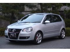 VW ポロGTI ワンオーナー 禁煙車 記録簿付 ETC