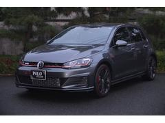 VW ゴルフGTIダイナミック レザーパッケージ ナビ・TV Bカメラ ETC
