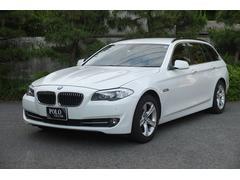 BMW523iツーリング ハイラインPKG 純正ナビ TV ETC