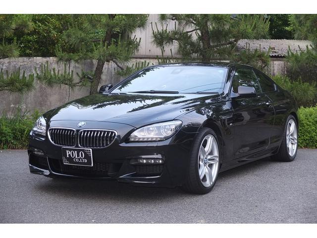 BMW 640iクーペ Mスポーツ 記録簿付き スペアキー ETC