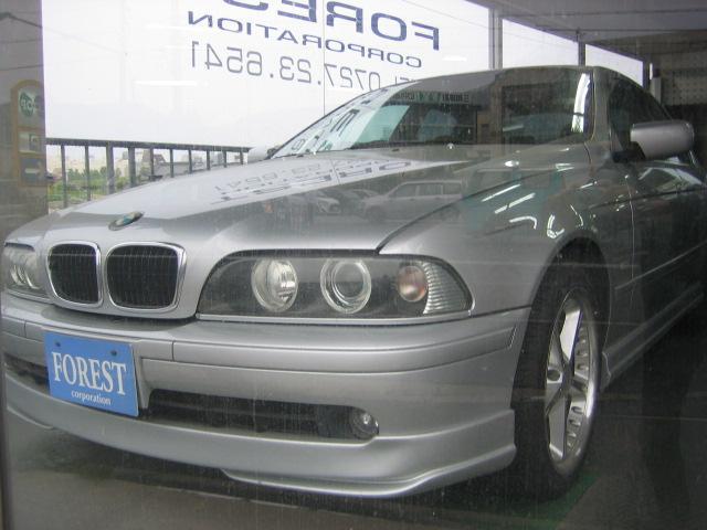 BMW 525iハイライン