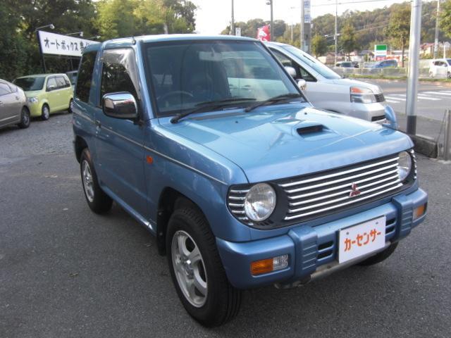 三菱 パジェロミニ スキッパーV (車検整備付)