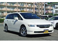 オデッセイL 純正HDDナビ バックカメラ 禁煙車