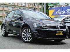 VW ゴルフTSIハイラインブルーモーションテクノロジー 禁煙車