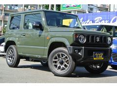 ジムニーXC 現行モデル 5MT 登録済未使用車