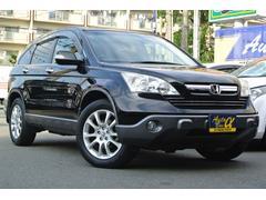 CR−VZX アルカンターラスタイル 社外HDDナビ HID 4WD