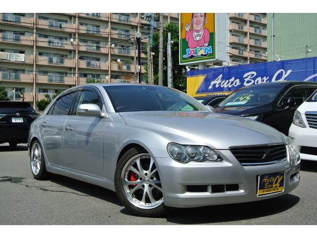 トヨタ 300Gプレミアム 純正HDDナビ 本革 サンルーフ