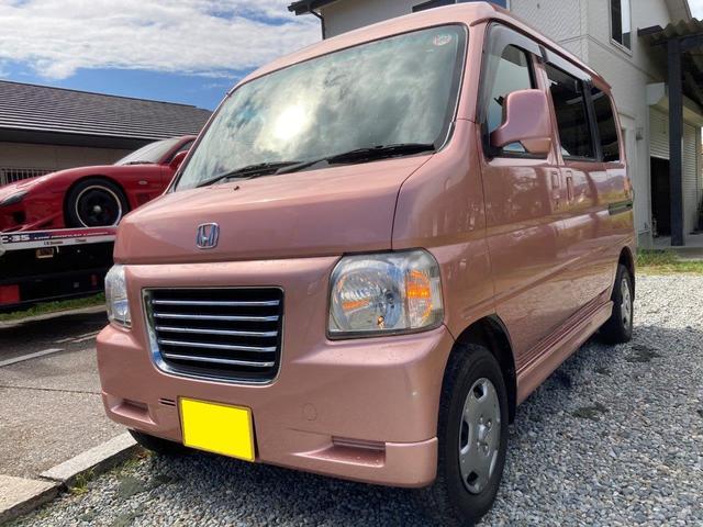 「ホンダ」「バモスホビオ」「コンパクトカー」「兵庫県」の中古車