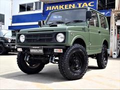 ジムニーHC JIMKENTAC新品スペシャルコンプリート・リビルトエンジン&ターボ・タイヤ4本新品