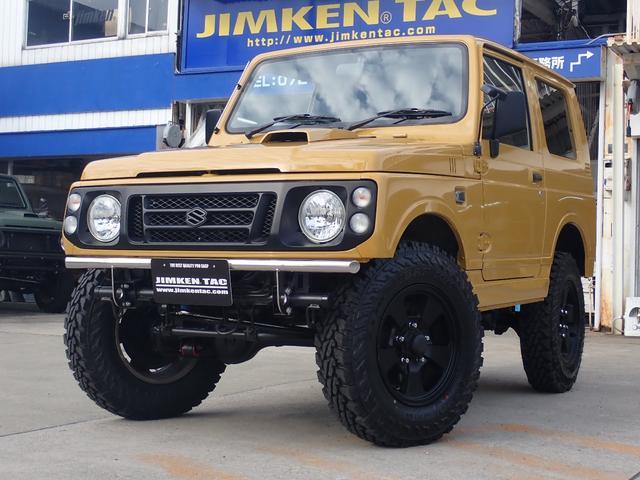 スズキ XL・JIMKENTAC新品コンプリート・タイヤ4本新品