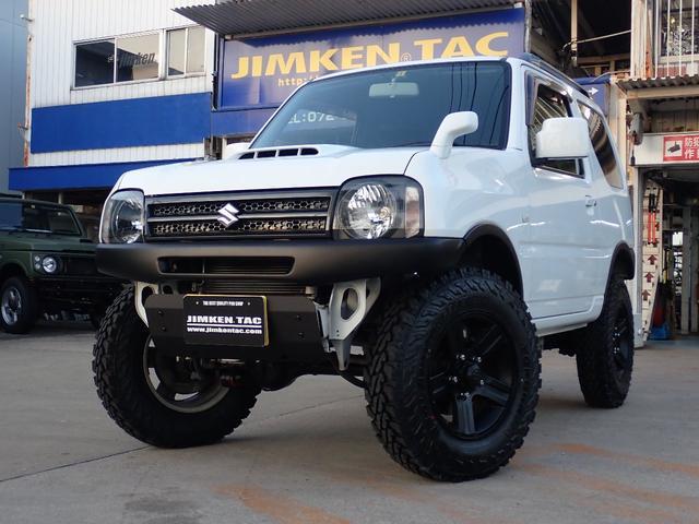 スズキ XC 9型・JIMKENTAC新品コンプリート・タイヤ4本新品