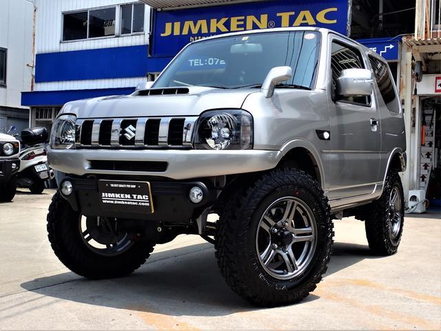 スズキ ジムニー ランドベンチャー 10型・JIMKENTAC新品コンプリート・6.50R16タイヤ4本新品