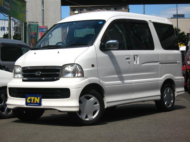 ダイハツ CX Wエアコン 電動ミラー リアヒーター