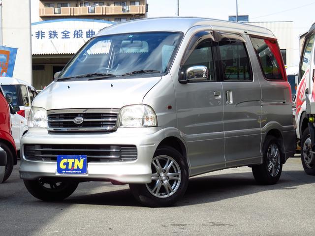 ダイハツ CX 電動ミラー Wエアコン 3列シート 7人乗り
