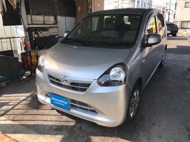 ダイハツ L ワンオーナー車 キーレス CD アイドリングストップ オートマ エアコン ABS