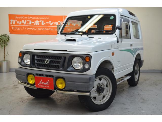 スズキ YCパノラミックルーフ 4WD ワンオーナー