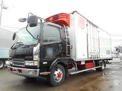 ファイター冷蔵冷凍車 マイナス30度設定 サイドドア 積載2600kg