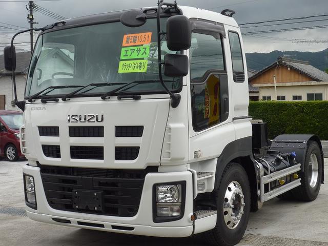 いすゞ トラクター ヘッド 積載10500kg 400馬力 ターボ車