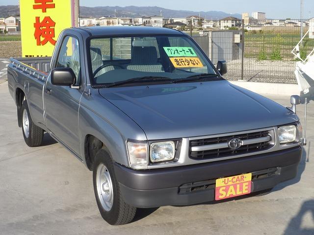 トヨタ DX  モケットシート AC PS エアB 積載1000kg