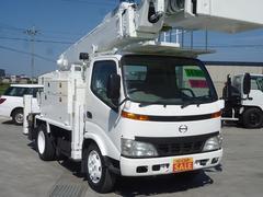 デュトロ高所作業車 14.6m 電工仕様 メーカータダノ フル装備