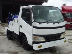 ダイナトラックレッカー車 フル装備
