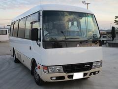 ローザバス 29人乗り 自動ドア Bカメラ ワンセグナビ