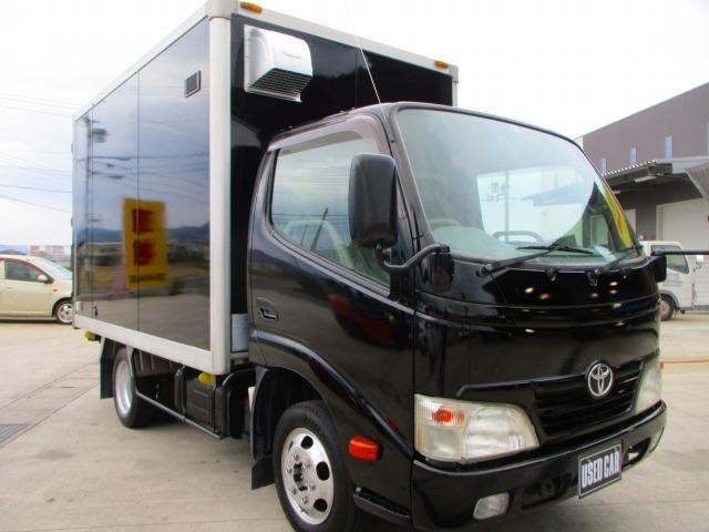 トヨタ トヨエース  キッチンカー 移動販売 パナソニック冷蔵庫 オーニングテント ブレーカー付 シンク コンセント4付 換気扇